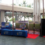 First Hawaiian International Auto Show Booth O
