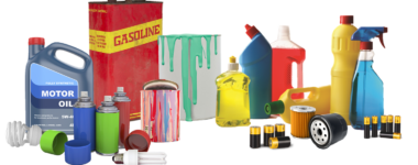 Out with the Old, in with the New: What to do about Household Hazardous Waste