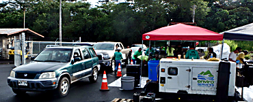 ETC helps The County of Hawaii with record-breaking Hazardous Waste Collection Event