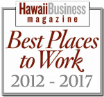Best Places To Work Hawaii